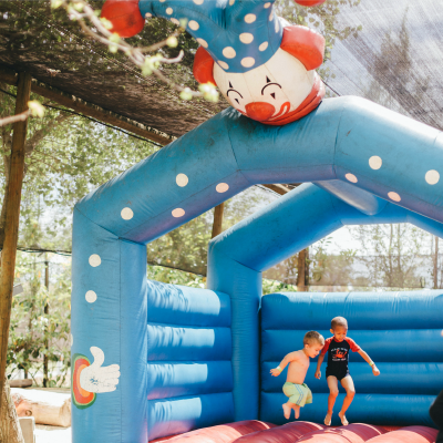 Kids parties fun activities - Jumping Castle