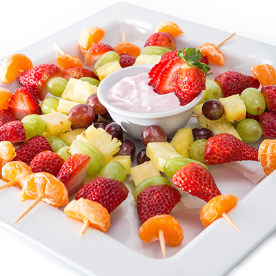 Adult catering at kids parties - Seasonal Fruit Platter