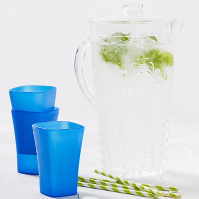 Adult catering at kids parties - Ice Water Jugs