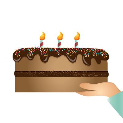 Kids Parties - I'm bringing my own cake