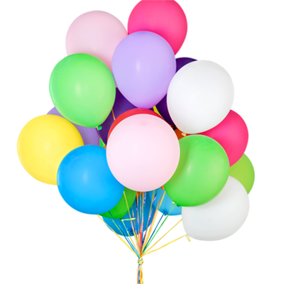 Kids Parties - Helium Balloons