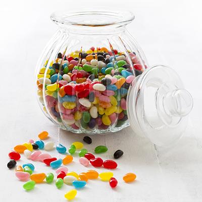 Kids Parties - Jelly Bean Jar