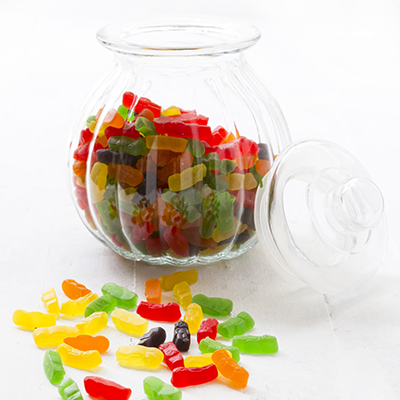 Kids Parties - Jelly Sweets Jar