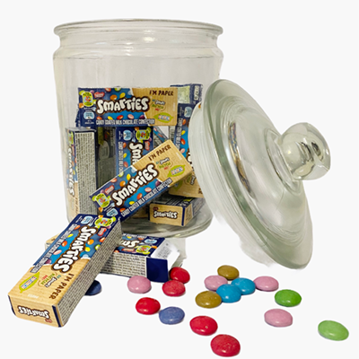 Kids Parties - Smartie Jar