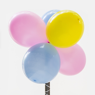 Kids Parties - Table Balloons
