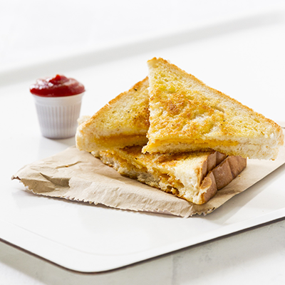 Kids Parties - Cheese Toastie