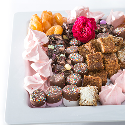 Adult catering at kids parties - Sweet Platter