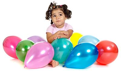 Book children's parties full of giggles, WOO HOO'S and delightful surprises!