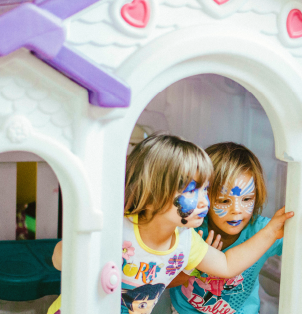 Fantasy play is vital for social & emotional development.