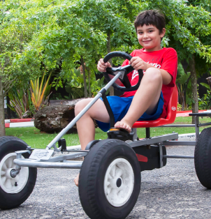 Kids entertainment - Peddle Carts