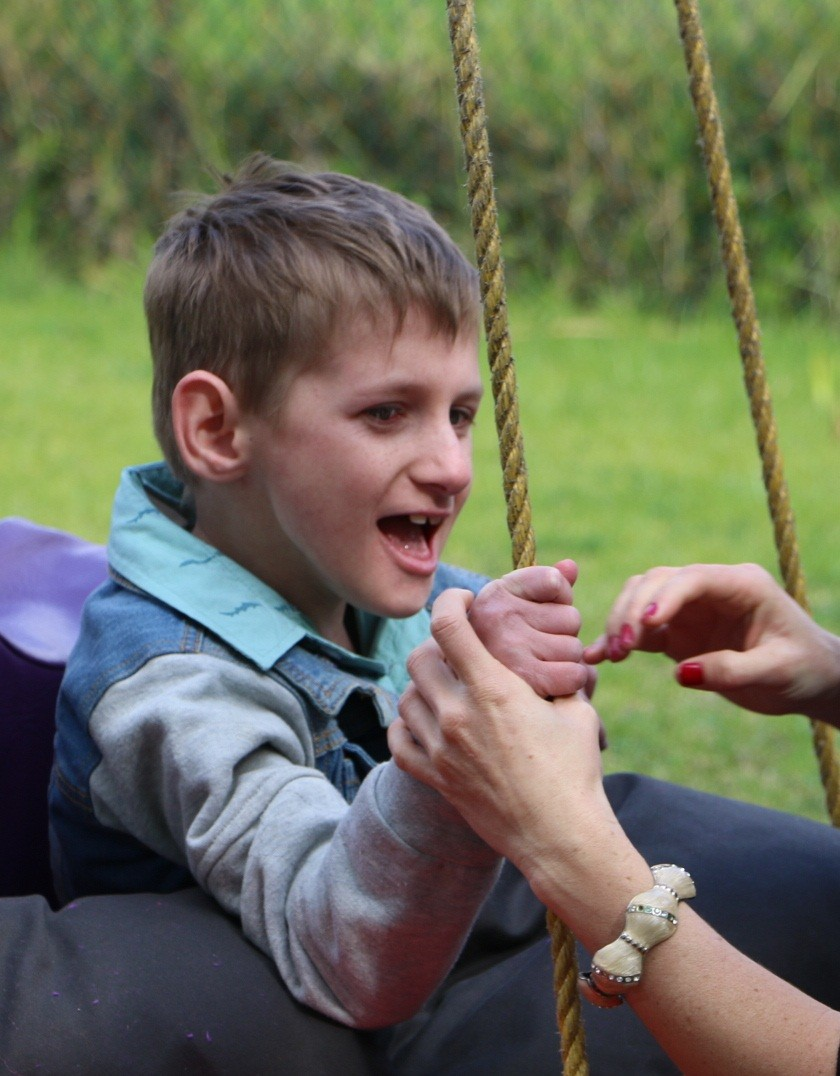 Playtime for Kids with Special Needs
