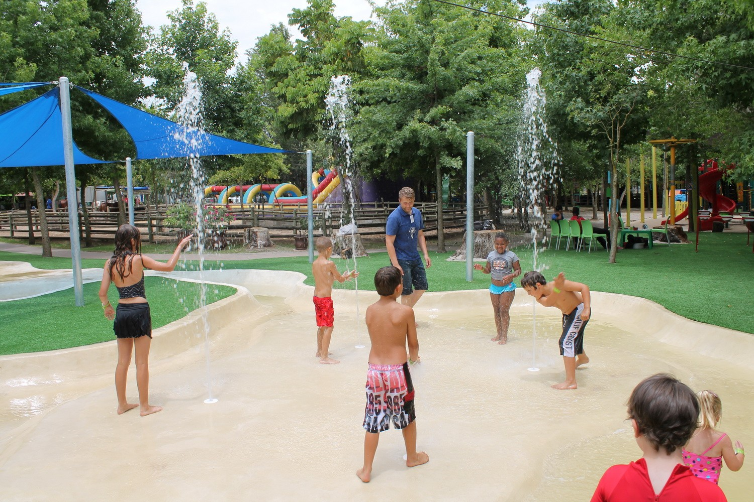 Water Play Benefits – It's More Than Just Fun