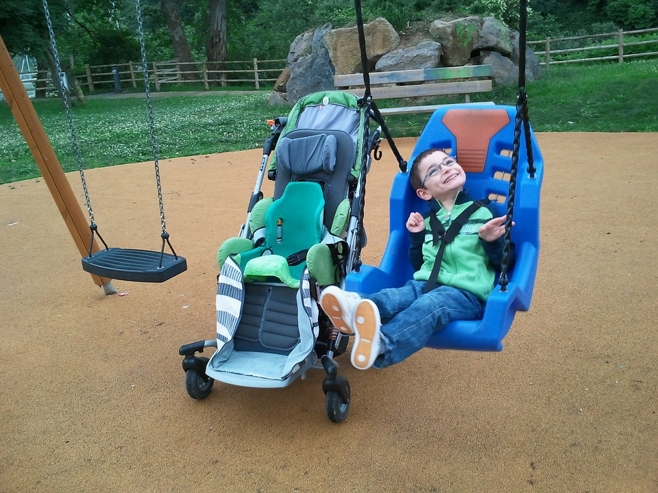 Five Ideas for Keeping Disabled Kids Active
