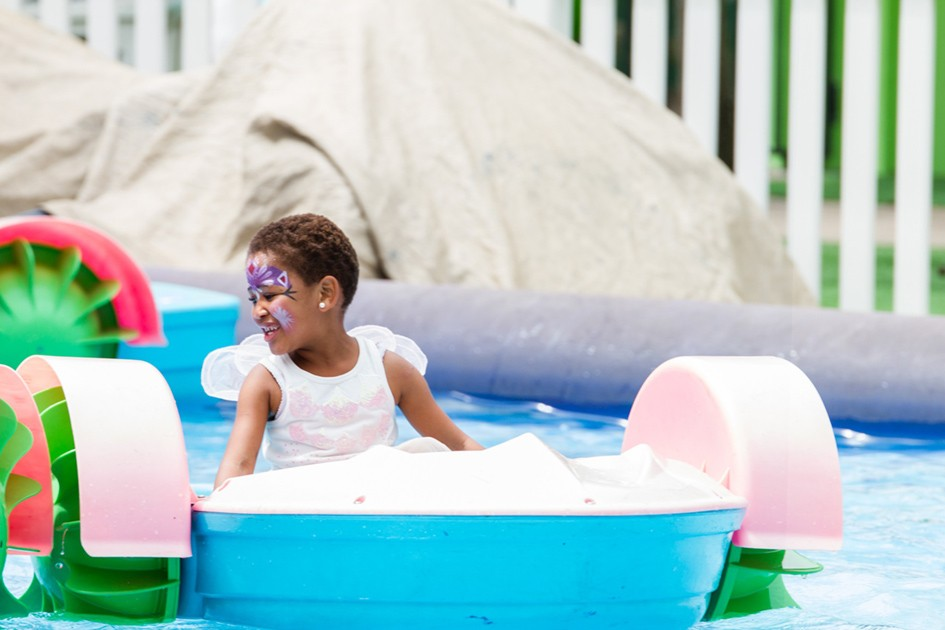 Summertime Family Fun at Bugz Playpark