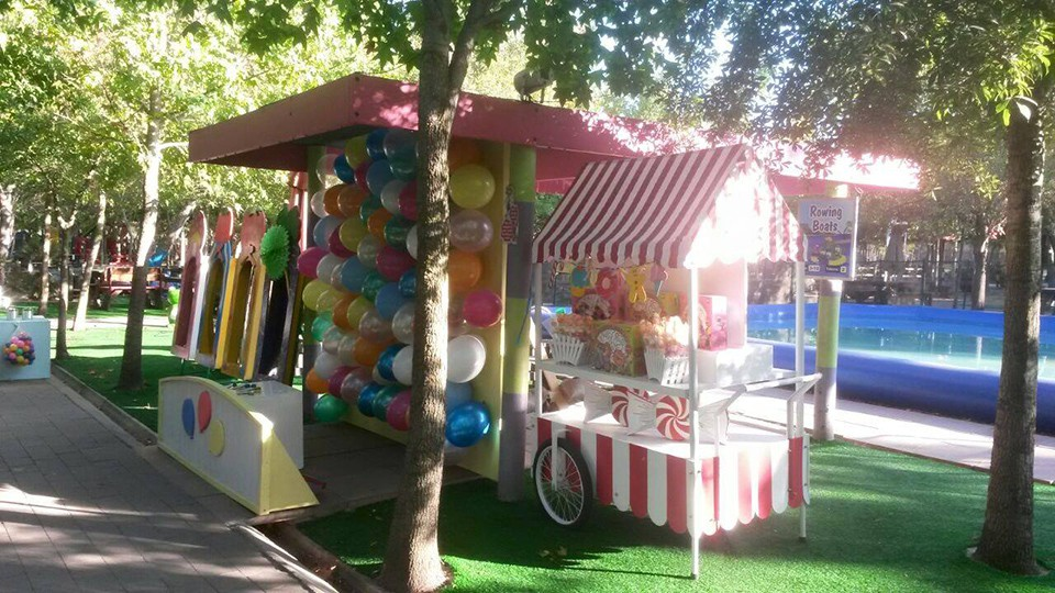 Corporate Family Days at Bugz Family Playpark