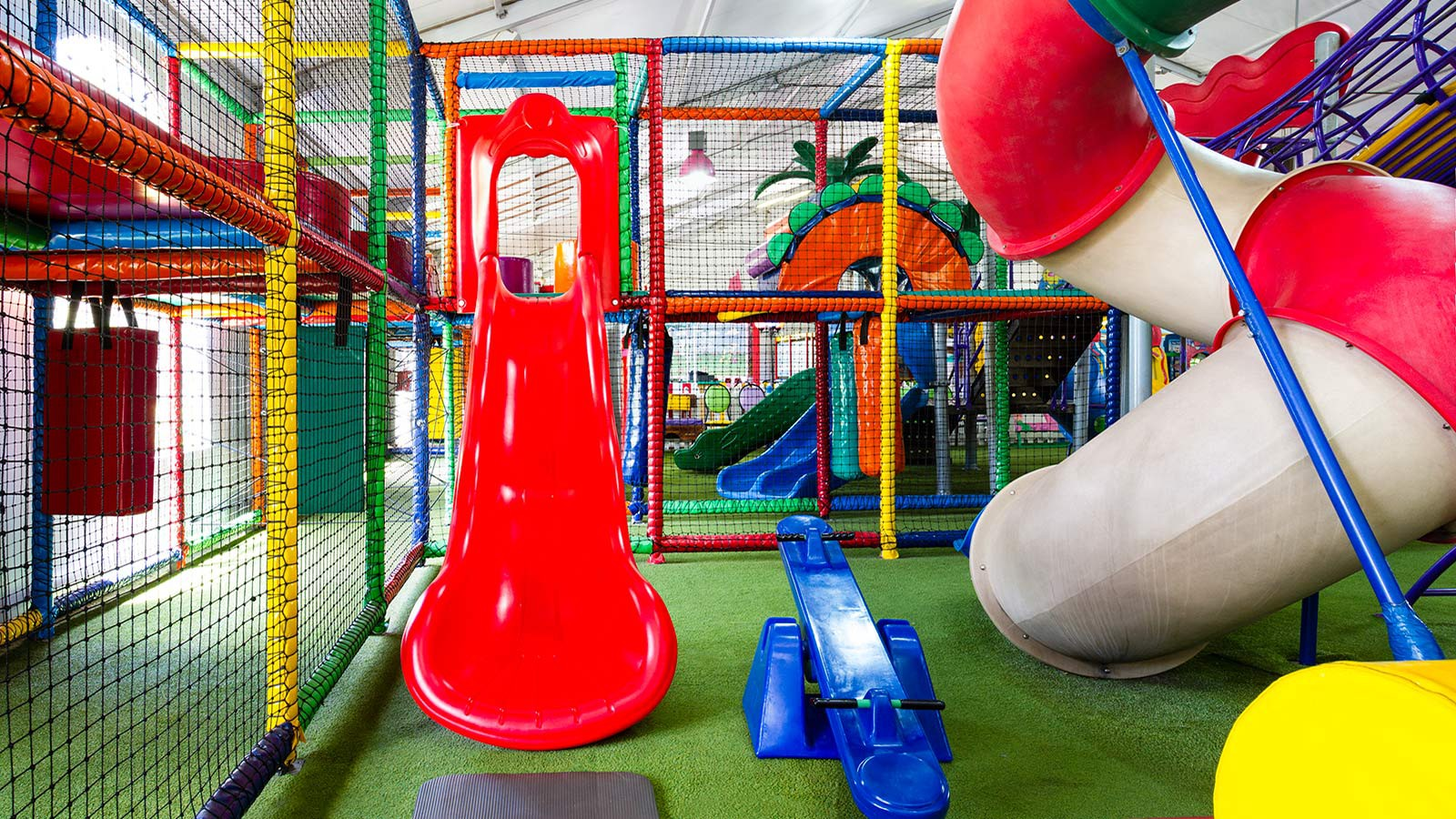 Indoor Play Area