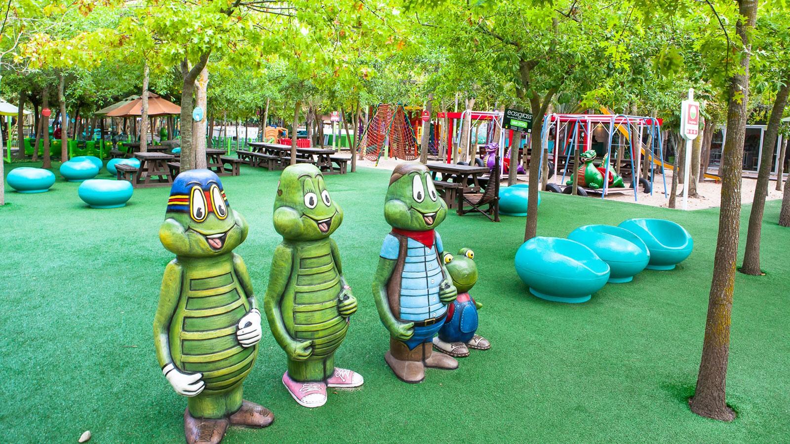 Bugz Playpark | Park & Rides | Bugz