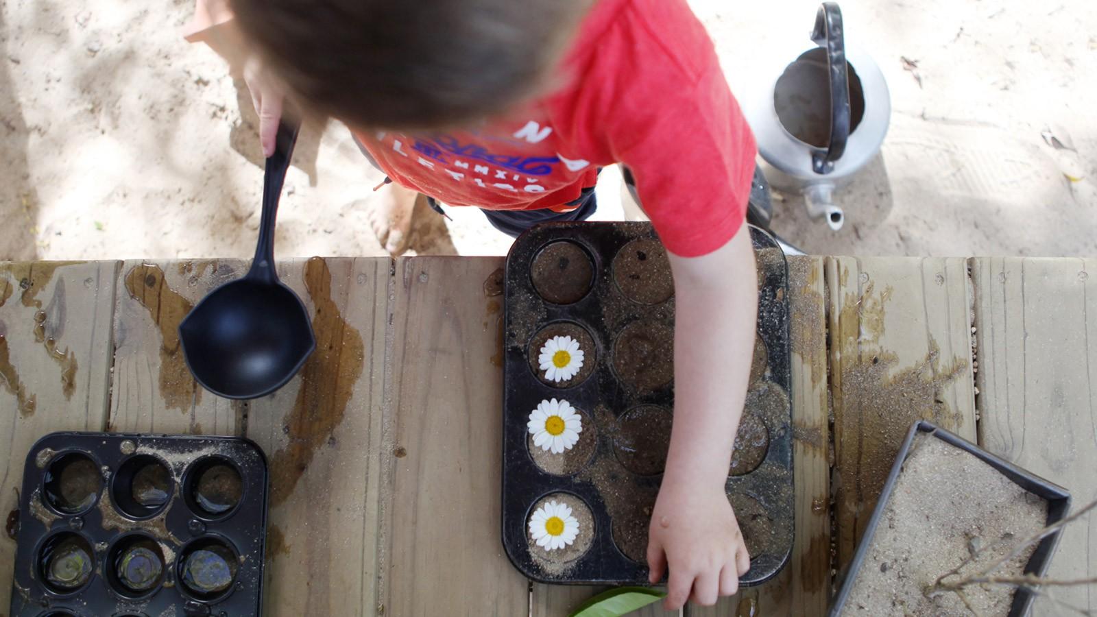 Bugz Playpark | Park & Rides |  Mud Kitchen