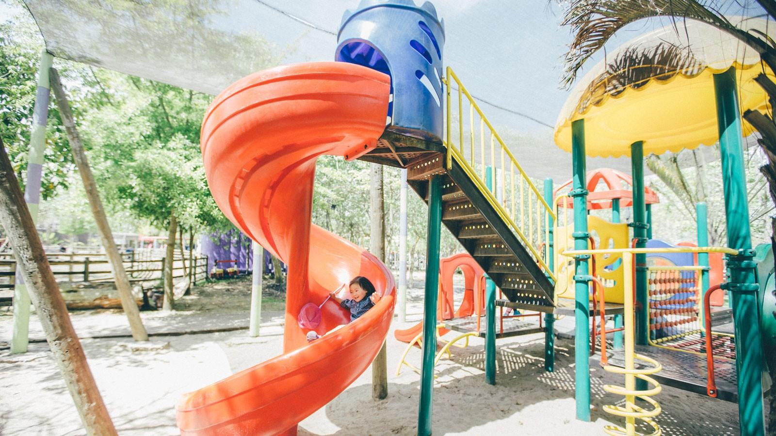 Bugz Playpark | Park & Rides | Jungle Gym