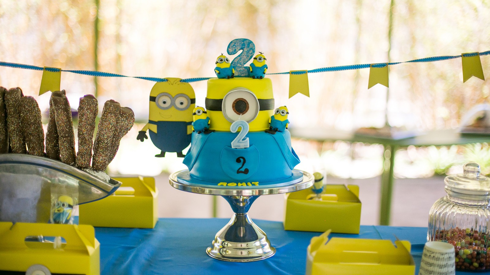 Bugz Playpark | Parties | Minions Party