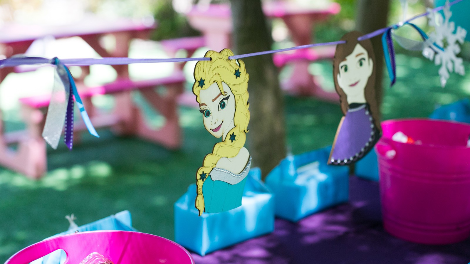 Bugz Playpark   Parties   Tangles Party