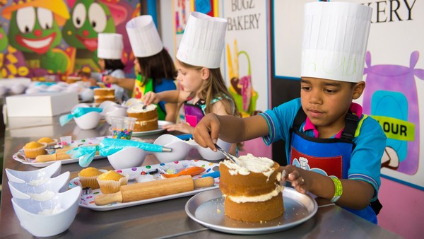 Bugz Playpark | Parties | Cake Boss Party