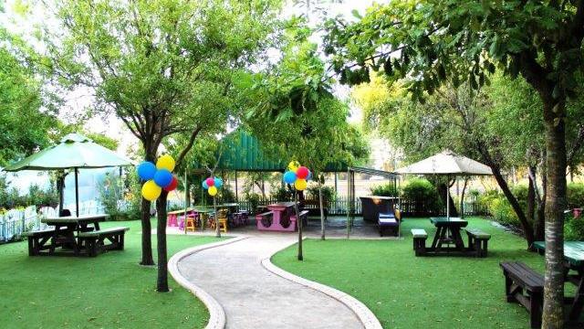 Bugz Playpark | Outdoor Party Venues | Hooray Hut