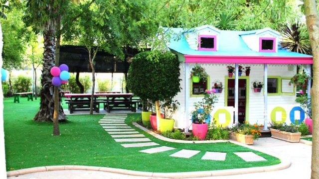 Bugz Playpark | Outdoor Party Venues | Doll's House