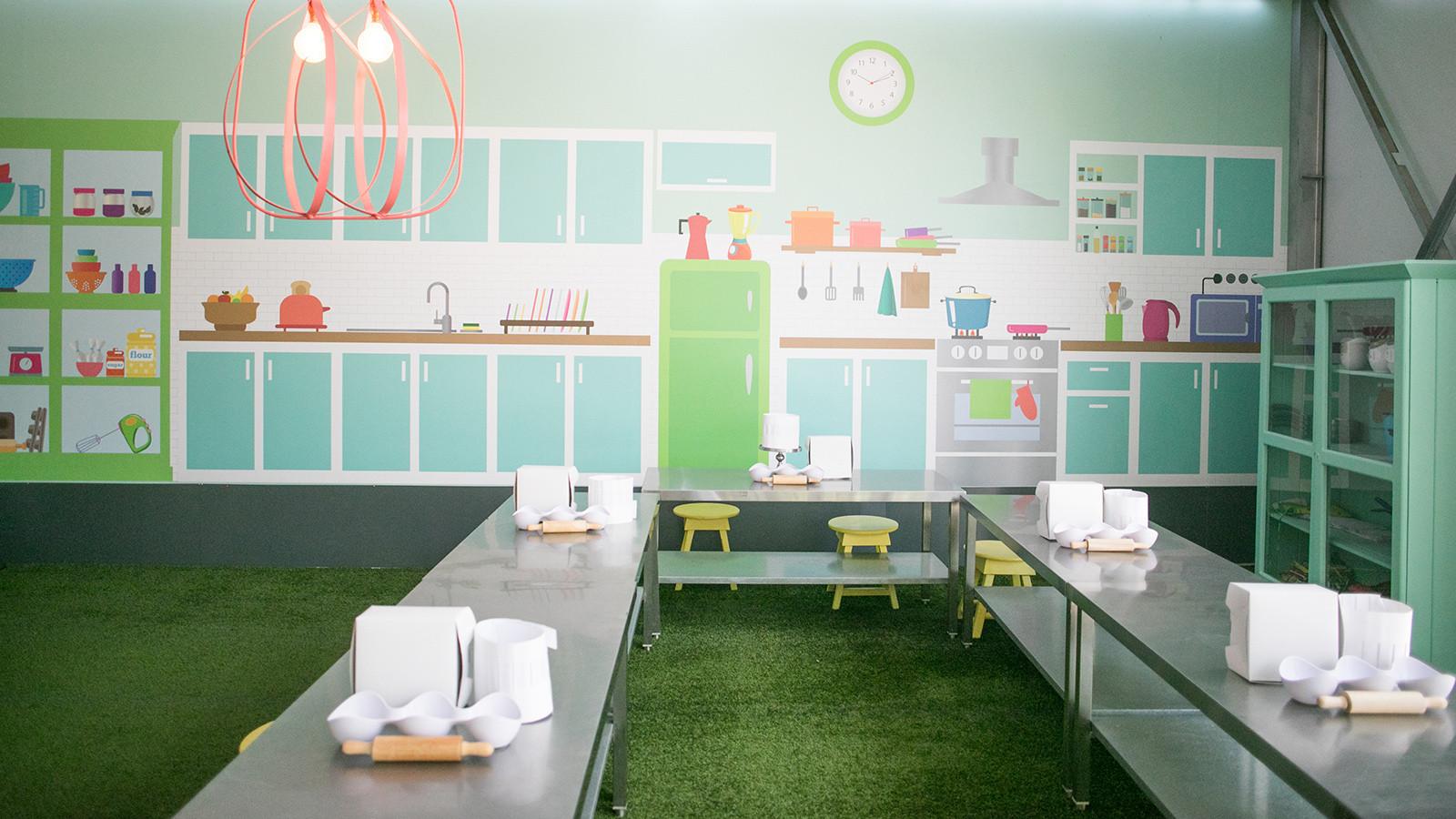 Bugz Playpark | Indoor Party Venues | Cooking Venue