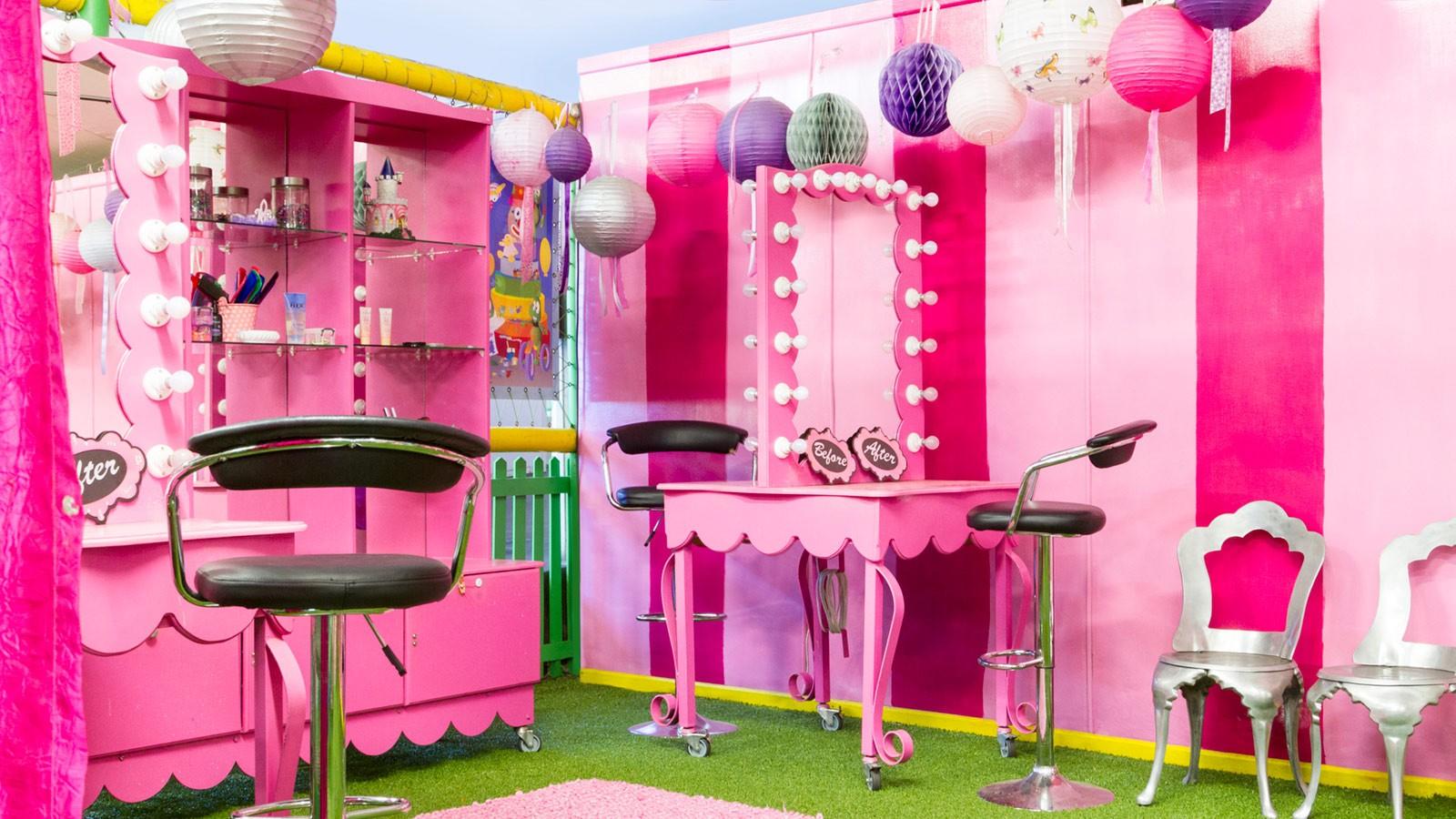 Bugz Playpark | Indoor Party Venues | Sparklz Makeover