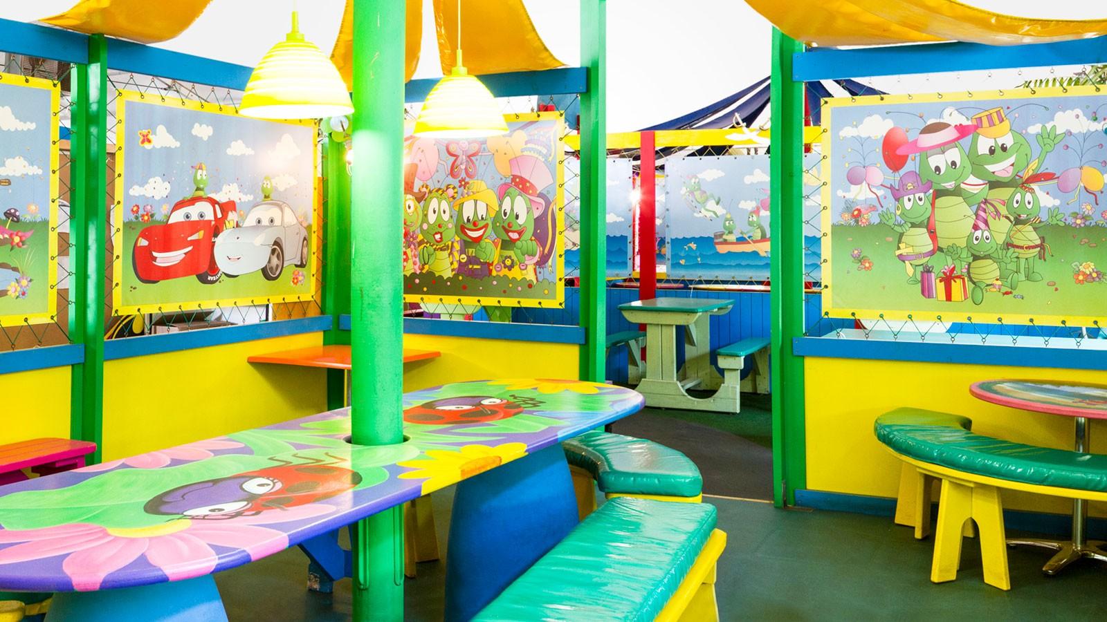Bugz Playpark | Indoor Party Venues | Secret Garden