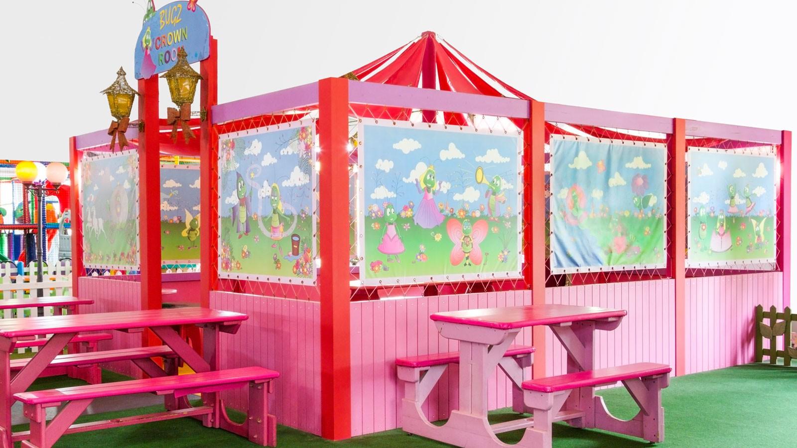 Bugz Playpark | Indoor Party Venues | Crown Room