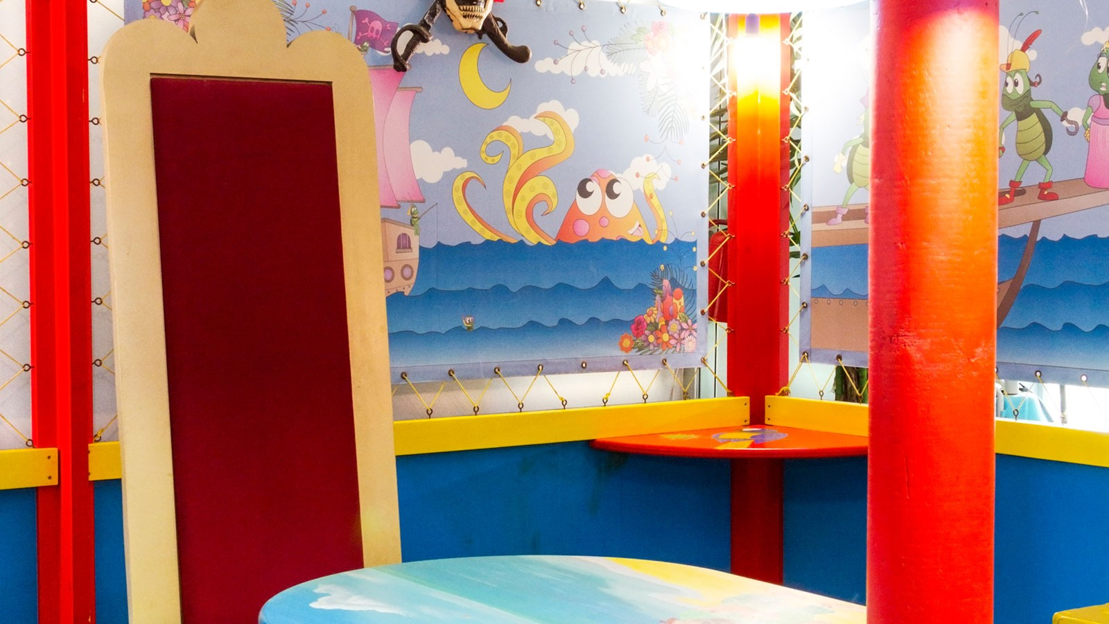 Bugz Playpark | Indoor Party Venues | Pirates Cove