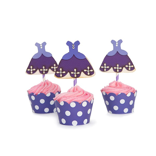 Kids Parties - Themed Cupcakes