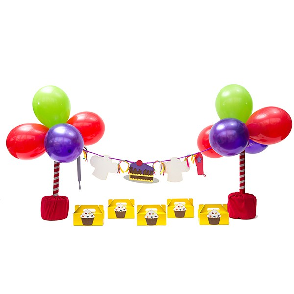 Kids Parties - Themed Props