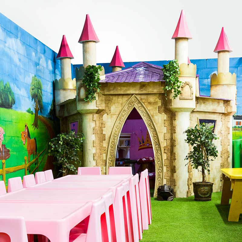 Kids party venues - Sparkle Spot