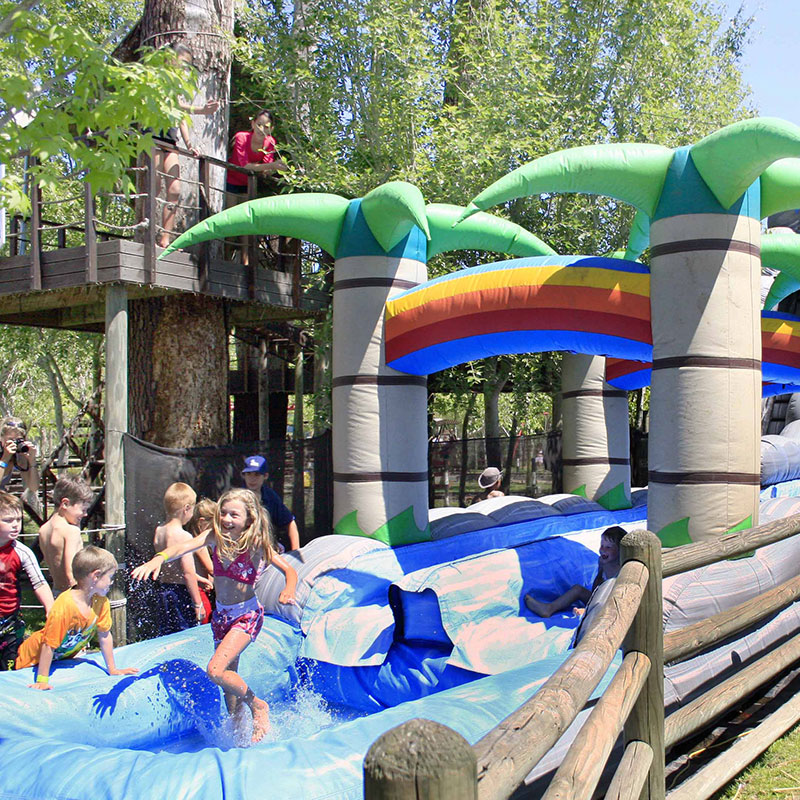 Party Venues - Water Slide