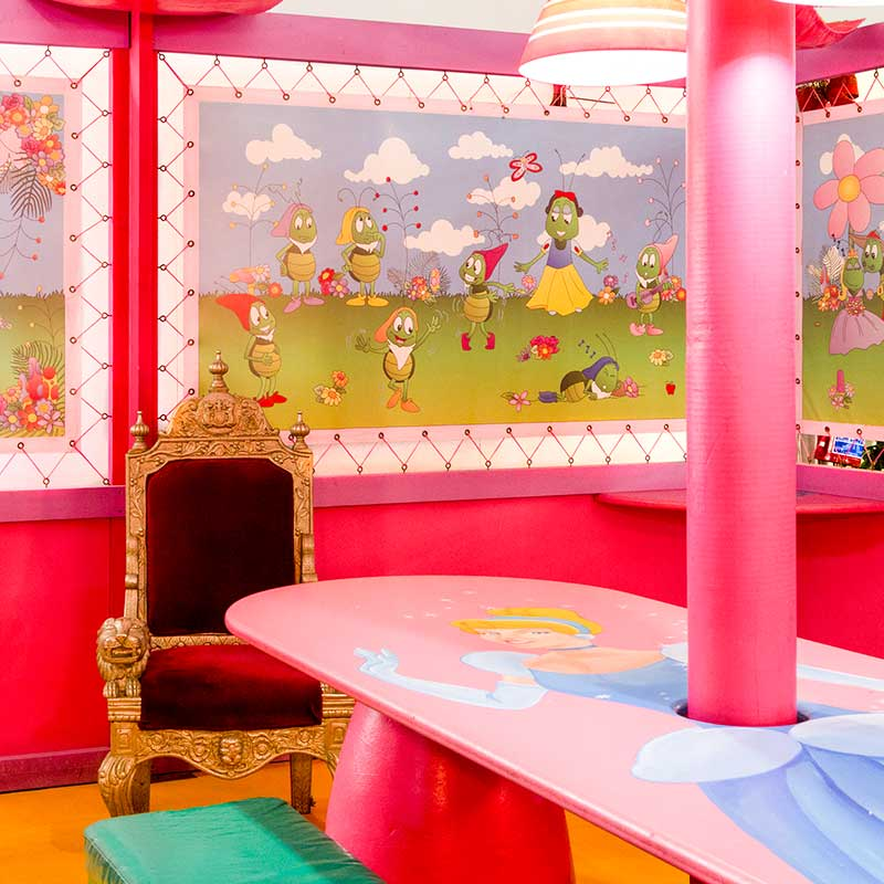 Kids party venues - Crown Room