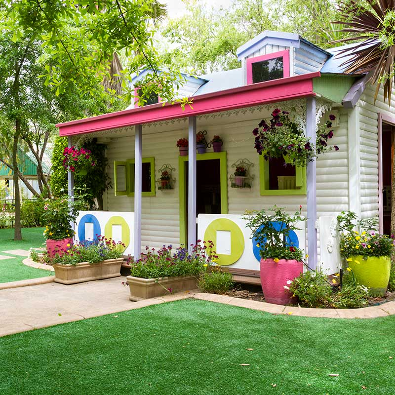 Kids party venues - Doll's House